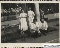 1 maja - praktykanci pana Malczyka 19-VI-1958a