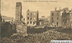 Ruiny Sochaczewa - Trummer von Sochaczew.
